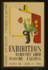 Wpa Exhibition [of] Dorothy Loeb [and] Blanche Lazzell Federal Art Gallery, 77 Newbury St. Boston / Nason. Clip Art