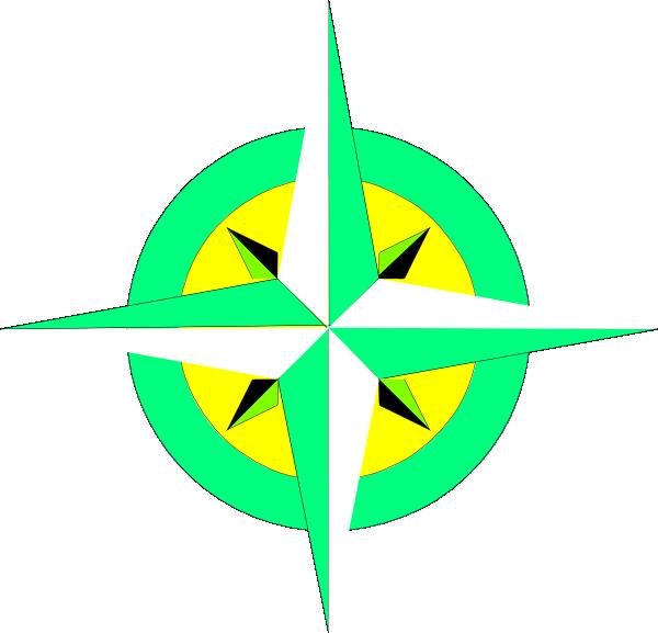 Compass Logo Clip Art at Clker.com - vector clip art online, royalty ...