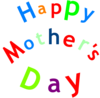 Happy Mother S Day Sign Clip Art
