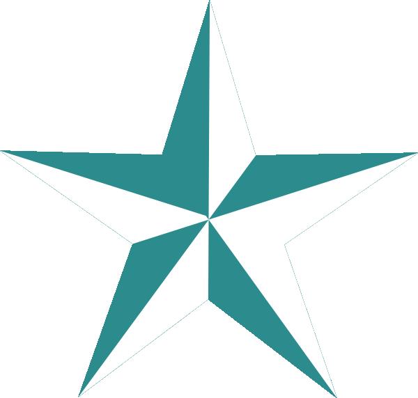 texas star in teal clip art at clker com vector clip art online rh clker com texas star clip art vector texas lone star clip art