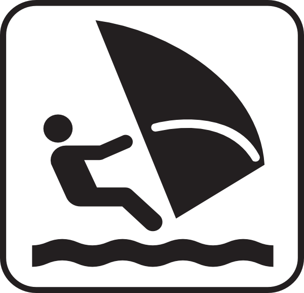 Windsurf Clip Art At Clker