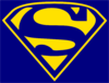 Wildcats Superman Logo Clip Art