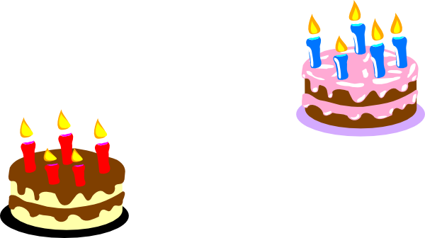 Small Images Of Birthday Cake : Licia Birthday Cake Clip Art at Clker.com - vector clip ...