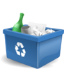 Trash Tub Clip Art