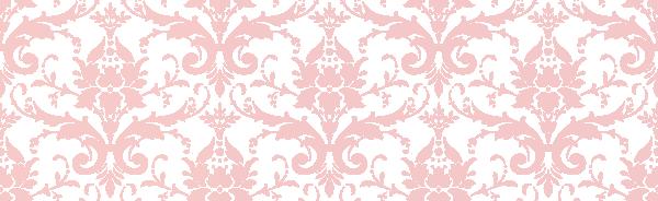 pink damask clip art at clker com
