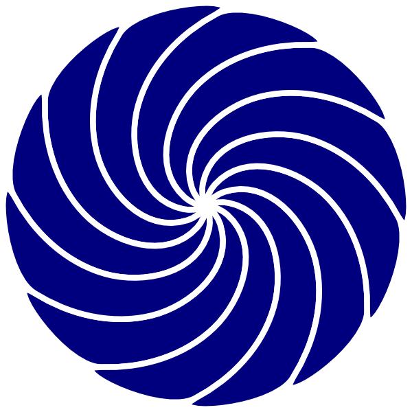 Spirale Clip Art at Clker.com - vector clip art online, royalty free ...