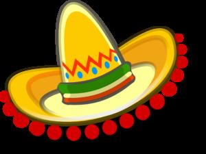 sombrero mexican hat clip art at clker com vector clip art online rh clker com