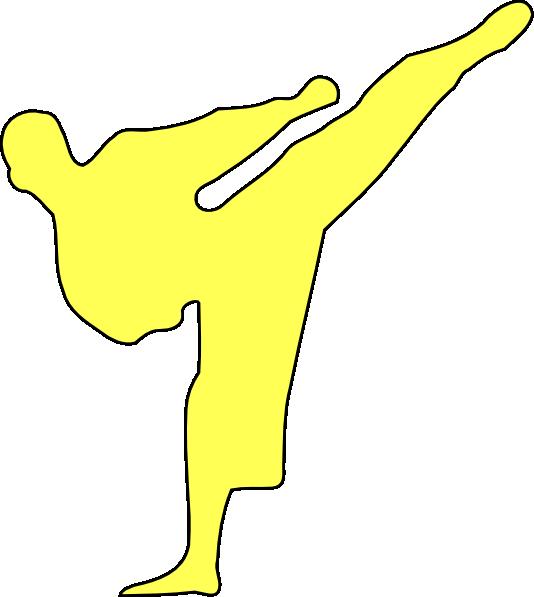 yellow belt clipart - photo #26