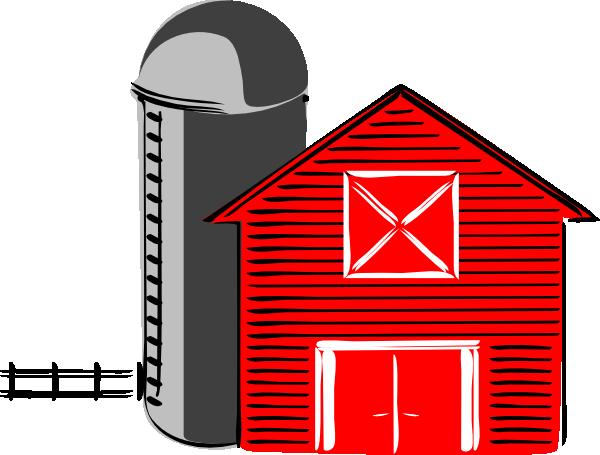 Traditional Barn V2 Clip Art At Clker Com Vector Clip
