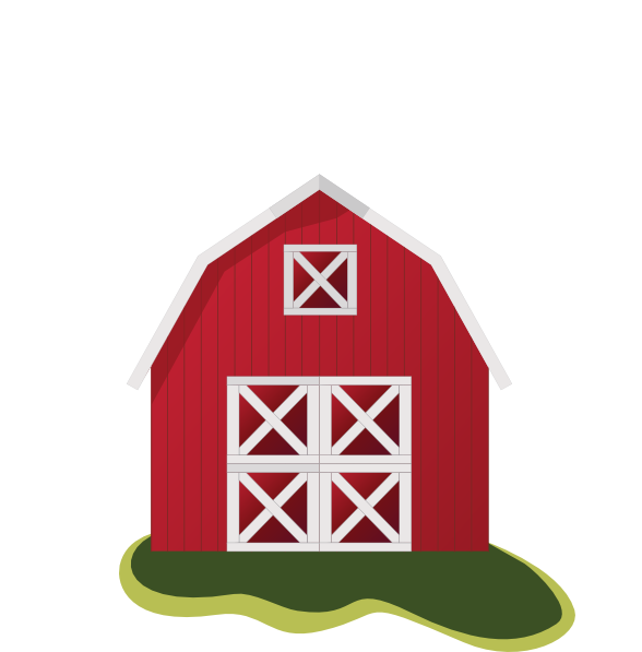 red barn clip art at clker com vector clip art online royalty rh clker com Drawings and Paintings of Barns Barn Outline