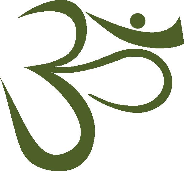 Green Om Clip Art At Vector Clip Art Online