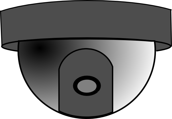 Security Camera Transparent Background Clip Art at Clker.com - vector ...