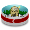Virtual Tour 360 Clip Art