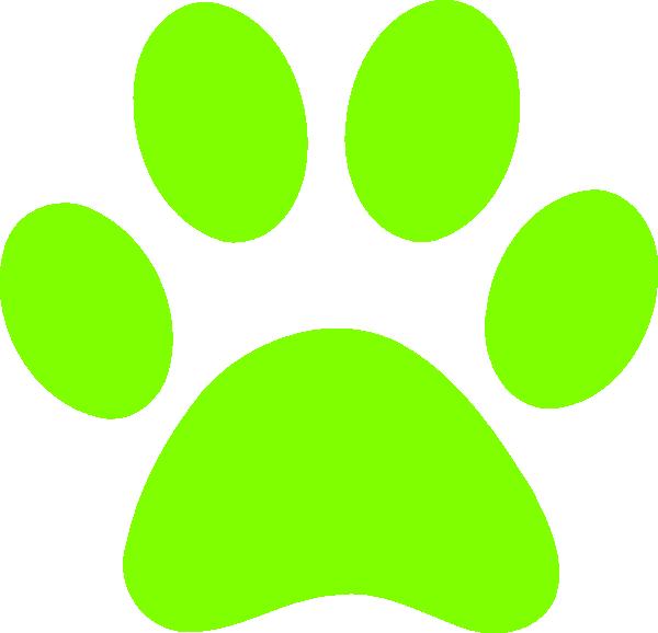green dog clipart - photo #26