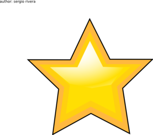 Star For Seren Clip Art