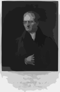 Dr. Dalton, F.r.s. - President Of The Literary & Philosophical Society, Manchester  / Painted By J. Lonsdale Esqre. ; Engraved By C. Turner, A.r.a. Clip Art