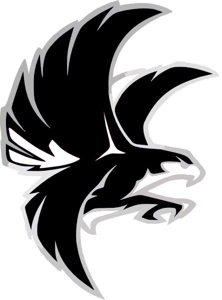 falcon clip art at clkercom vector clip art online