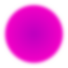 Fuzzy Pink Circle 2 Clip Art