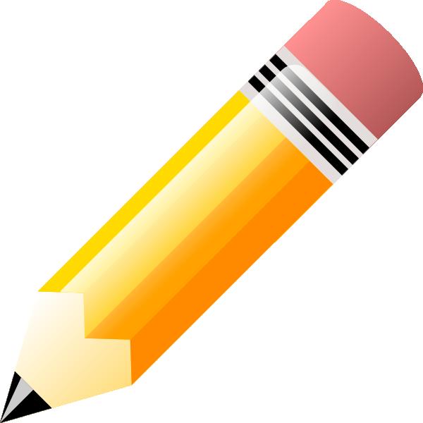 Pencil Clip Art At Clker Com Vector Clip Art Online Royalty Free