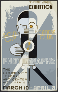 Photographs, Second Annual Exhibition, Sioux City Camera Club Clip Art