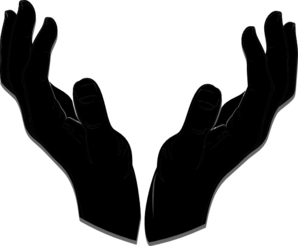 giving hand3 clip art at clker com vector clip art online royalty rh clker com open hands clip art free open hands clipart free