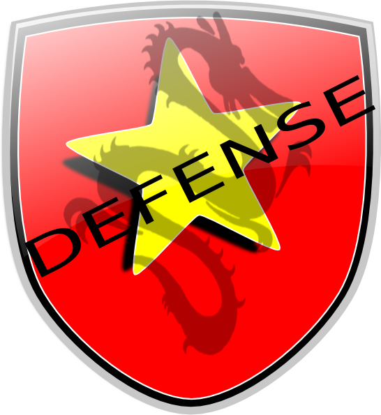 Defense Os Clip Art At Clker