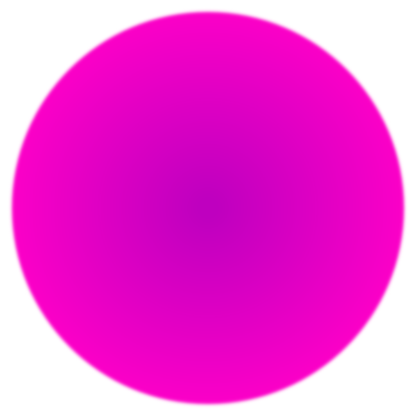 Fuzzy Pink Circle 3 Clip Art at Clker.com - vector clip ...