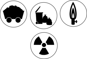 Power Source Symbols Clip Art