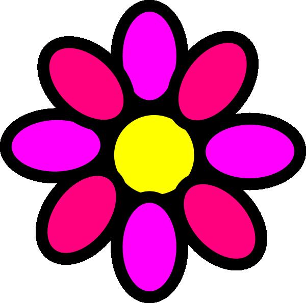 flower power clip art at clker com vector clip art online royalty rh clker com  70's flower power clipart