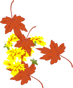 Some Leaf Clip Art