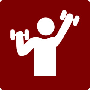 Clip Art Gym Class Hotel icon gym clip art