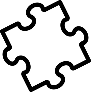 Puzzletemplatelarge Clip Art