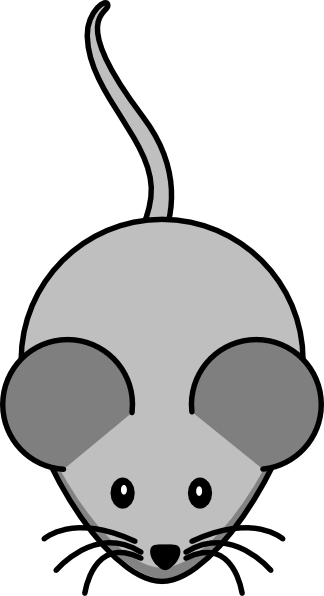Mouse Clip Art at Clker.com - vector clip art online
