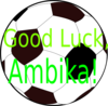 Good Luck Ambika Clip Art