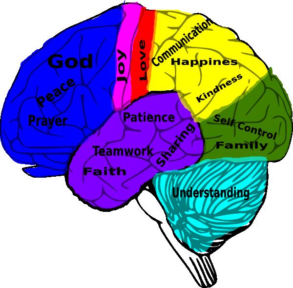Good Marriage On The Brain Clip Art at Clker.com - vector clip art ...