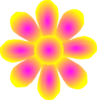 Flower Yellow Clip Art
