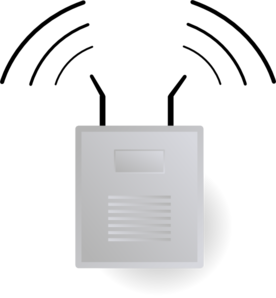 Access Point Device Clip Art