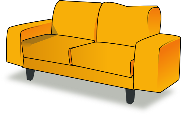 sofa clip art at clker com vector clip art online royalty free rh clker com animation software online animation software for windows 10