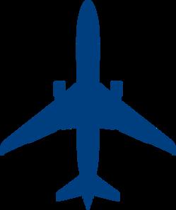 blue plane clip art at clker com vector clip art online royalty rh clker com clipart plane with banner clipart plane with banner