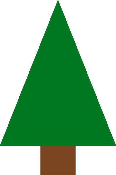 Fir Tree Clip Art At Clker Com Vector Clip Art Online