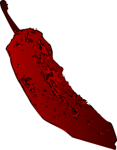 Hot Peppers 2 Clip Art