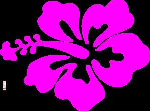 hibiscus flower clip art at clker com vector clip art online rh clker com hibiscus flower cartoon blue hibiscus flower clipart