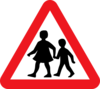 School Zone Clip Art