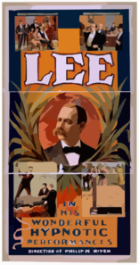 Lee In His Wonderful Hypnotic Performances Clip Art
