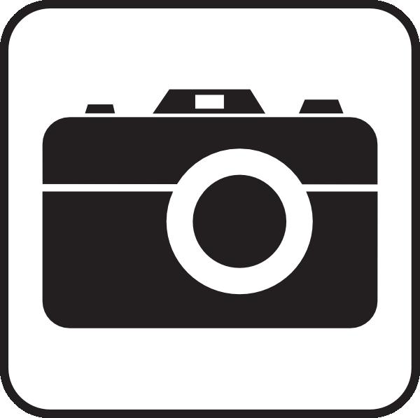 Clipart Camera Logo