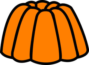 Orange Jelly Clip Art at Clker.com - vector clip art online, royalty ...