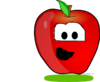 Aggie Apple Clip Art