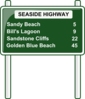 Highway Sign Clip Art
