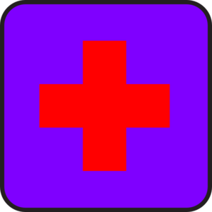 Red Hot Red Cross Clip Art