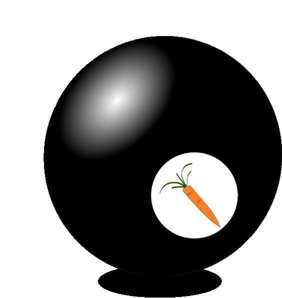 Eight Ball Clip Art At Clker Com Vector Clip Art Online
